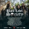 Liberation Tour Booking e Opinão orgulhosamente apresentam Black Label Society