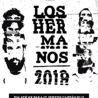LOS HERMANOS 2019 SÃO PAULO