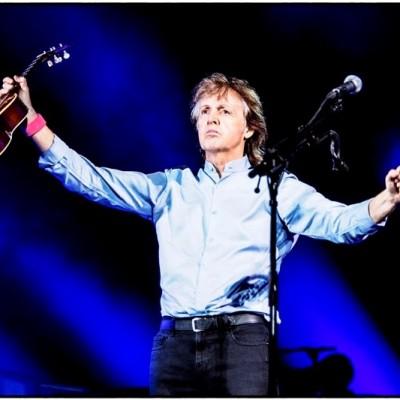 """PAUL McCARTNEY – THE FRESHEN UP TOUR"""