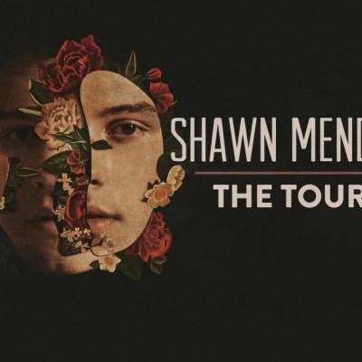 "Shawn Mendes anuncia shows de sua turnê mundial ""SHAWN MENDES: THE TOUR"" no Brasil"