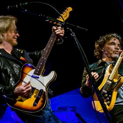 Daryl Hall & John Oates em São Paulo