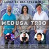"""Medusa Trio tocará no Projeto """"A Canja do Oka"""", com convidados especiais"""