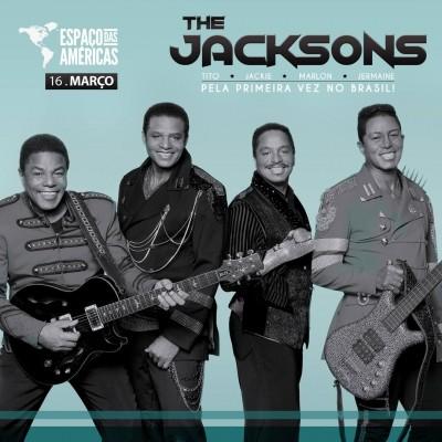 The Jacksons no Espaço das Américas