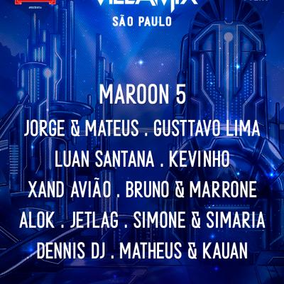 VillaMix Festival São Paulo Anuncia Atrações e Grandes Novidades