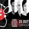 Pato Fu celebra 27 anos de carreira em show em São Paulo