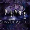 Sons Of Apollo faz show em São Paulo com abertura da banda Noturnall