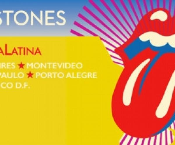 Confira os horários dos shows dos Rolling Stones no Brasil!