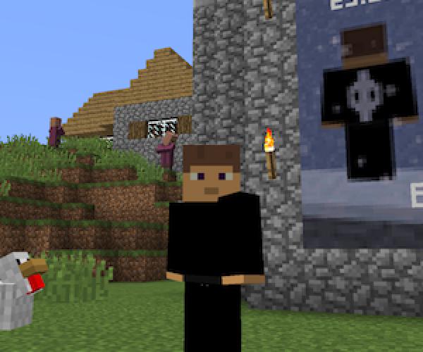 Minecraft terá o seu primeiro show ao vivo!