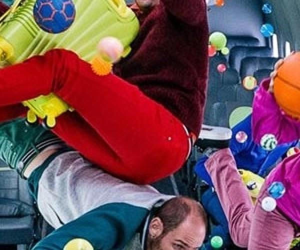 OK GO desafia a gravidade em novo clipe