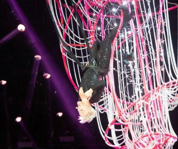 Beautiful Trauma World Tour de Pink está prestes a chegar em 3 milhões de ingressos vendidos