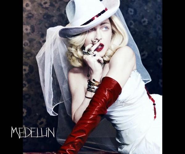 Madonna lança Medellín, o seu novo single com a participação de Maluma
