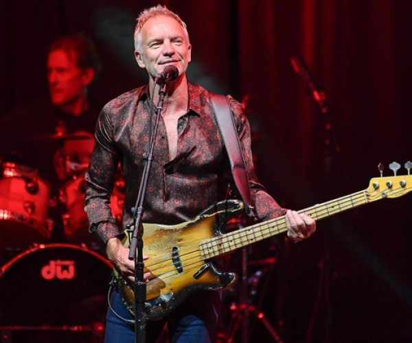 Sting anuncia residência em Las Vegas para 2020