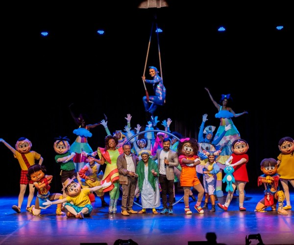 Brasilis: novo musical da Turma da Mônica é apresentado em coletiva de imprensa em São Paulo