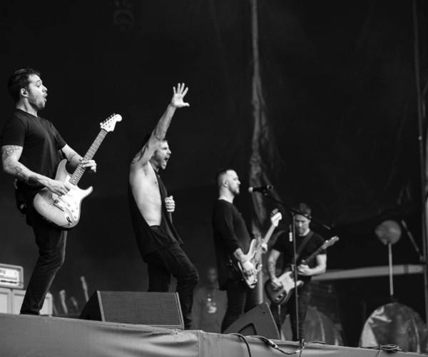 Ego Kill Talent coleciona elogios com irretocável apresentação no Rock in Rio