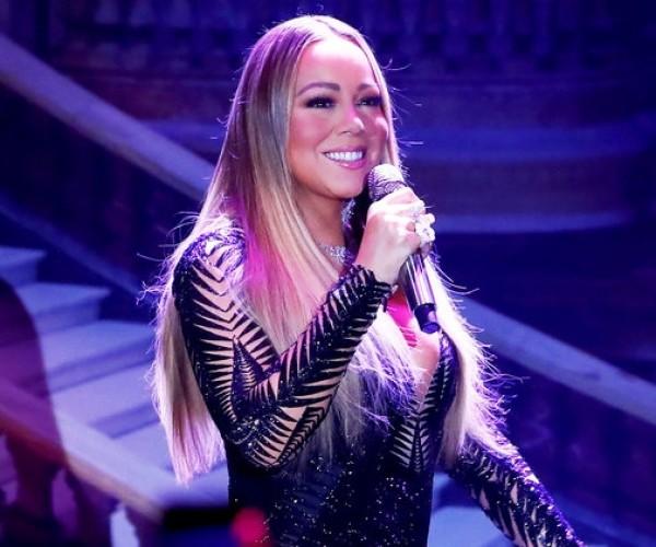 Mariah Carey, Bebe Rexha e mais celebridades ficam roxas para comemorar o GLAAD Spirit Day