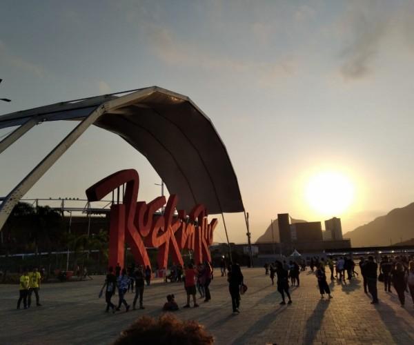 Porque o Rock in Rio é um dos maiores festivais de música do mundo?