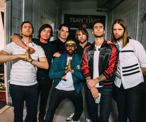 Maroon 5 vem ao Brasil em 2020, para quatro apresentações no país