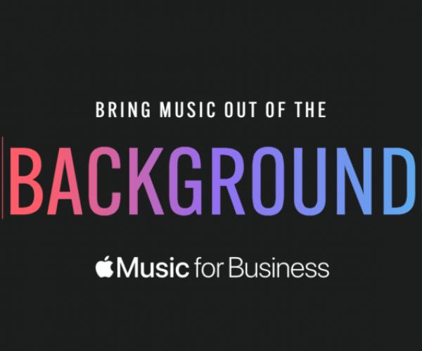 Music for Business é o novo serviço da Apple para sonorização de lojas