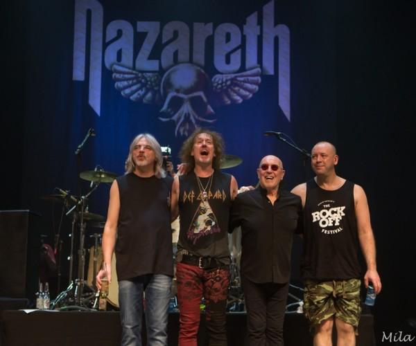 Nazareth celebra 50 anos com show em São Paulo