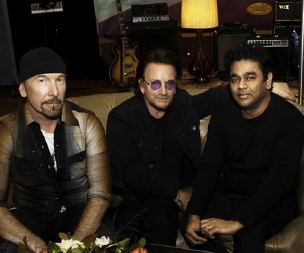 U2 divulga lançamento da música Ahimsa