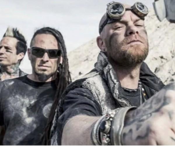 "Five Finger Death Punch lança single poderoso; ouça ""Full Circle"""